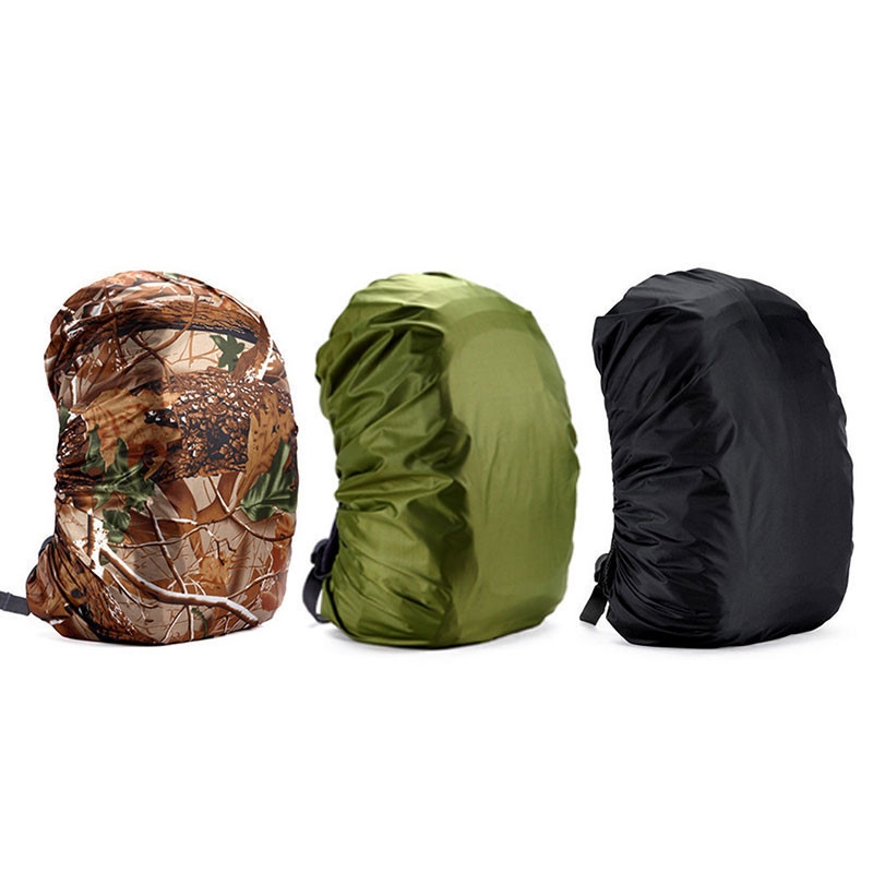 35L/45L/55L/70L/80L Outdoor Sport Dust Rain Bag Cover Portable Waterproof Backpack Rain Bag Cover For Camping Hiking Cycling