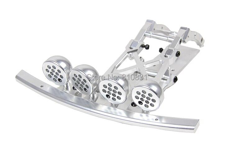 5T 5SC CNC Front metal bumper kit 85193 стоимость