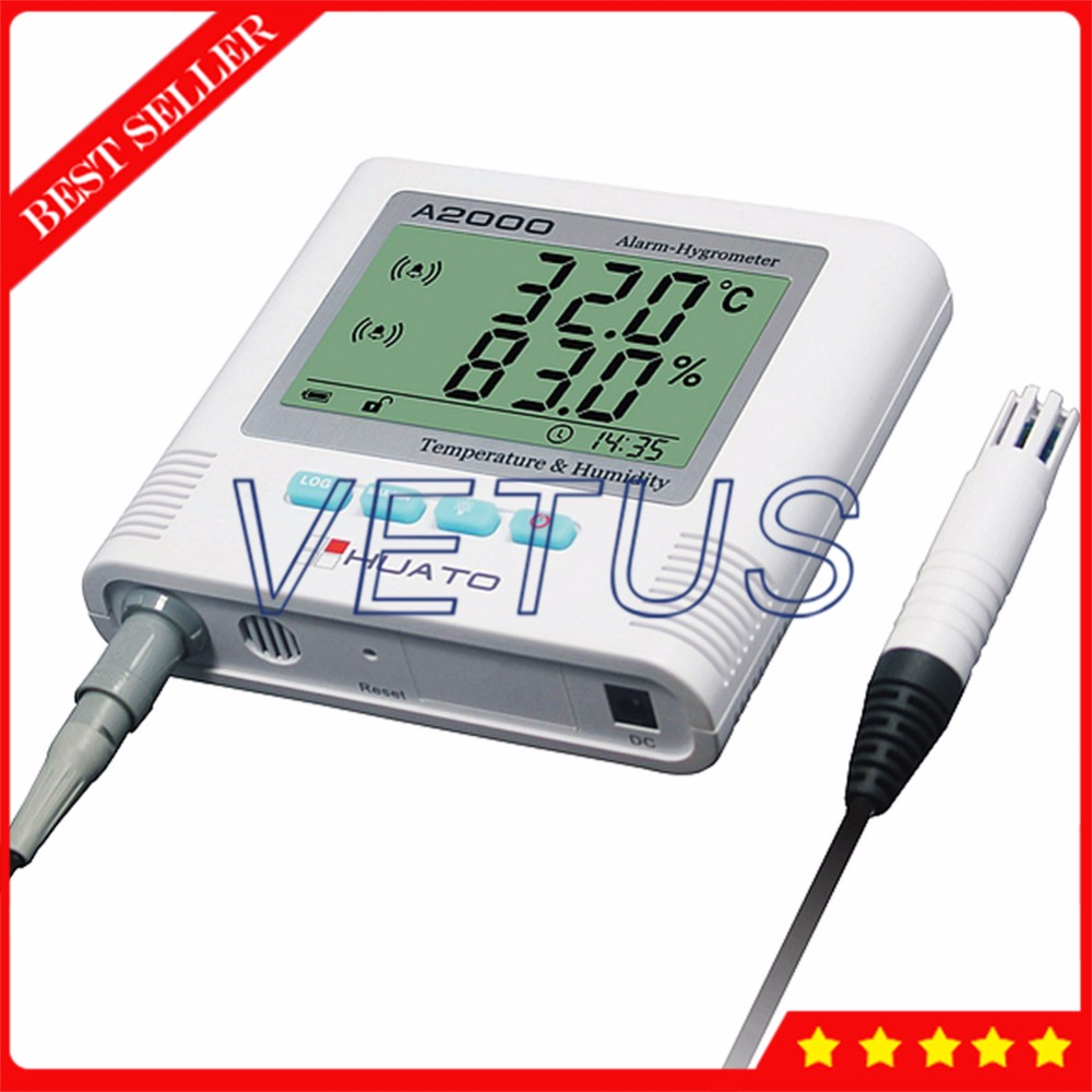 Btha01 Big Screen With Sound And Light Alarm Temperature