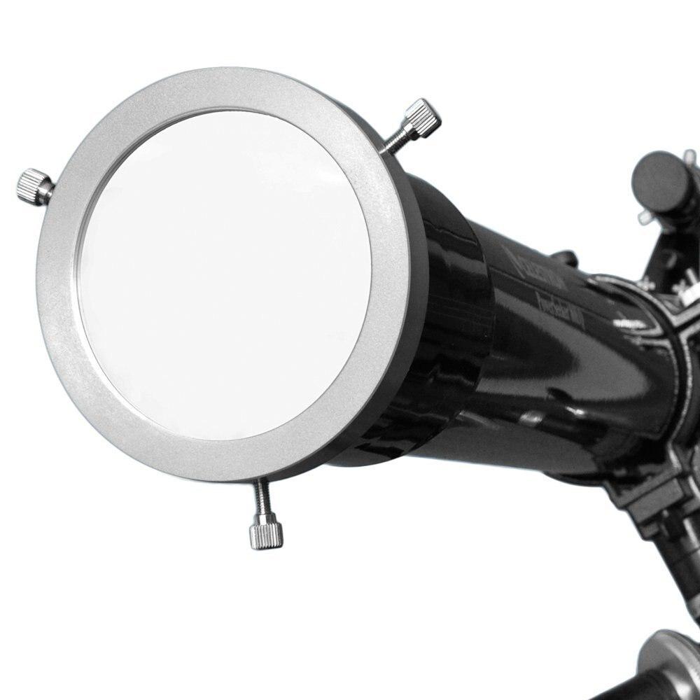 Регулируемый 81-112 мм Солнечный солнцезащитный фильтр, Баадер планетарий Плёнки, для 81-112 мм Диафрагма телескоп металла