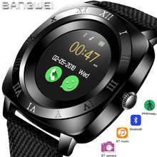 LIGE 2018 New Waterproof Smart Watch Men Sport Pedometer Bluetooth Digital Sleep Monitoring Anti-lost Wristwatch