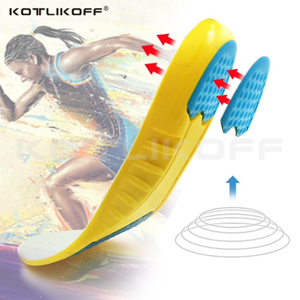 KOTLIKOFF PU Silicone Gel Sport inlegzolen Loopschoenen Massage - Schoenaccessoires - Foto 2