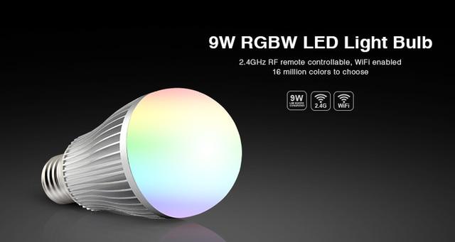 Mi light w led bulb lamp g e smart mobile phone wifi led