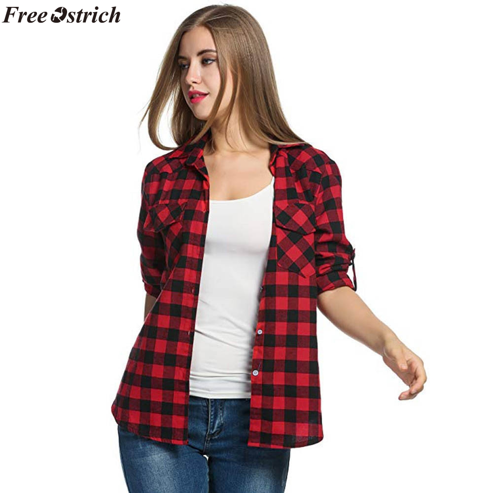 868848eb5e30 Buy plaid red shirt and get free shipping on AliExpress.com
