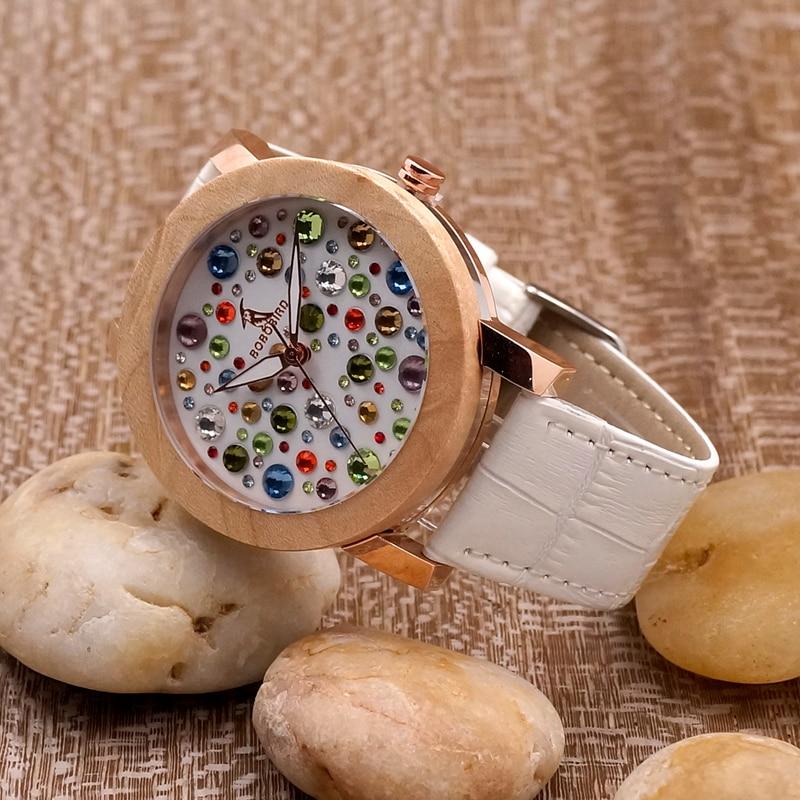2017 BOBO BIRD Brand Jewelry Bracelet Watchs
