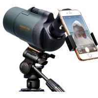 SAGA High magnification Spotting Scope MC25 75x70 zoom waterproof Monocular Telescope bird Watching monocular for hunting