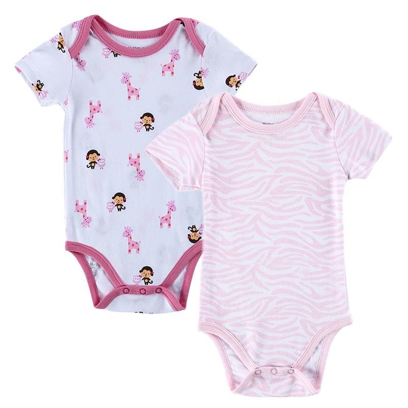 2f24fa1f2139a ... Baby Bodysuit Newborn Baby Print Bodysuit Similar Cartes Baby Girl  Clothes 100% Cotton Short Sleeve ...