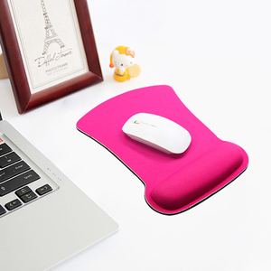 Image 5 - NOYOKERE 厚みソフトスポンジリストレストマウスパッドオプティカル/トラックボールマット · 耐久性のある快適なマウスマット