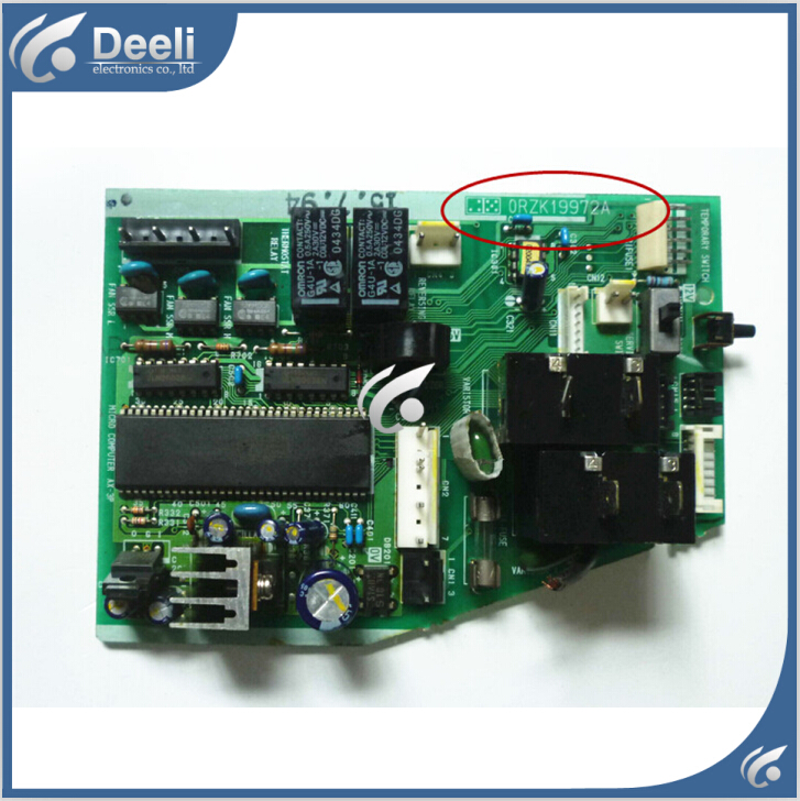 все цены на 95% new good working for air conditioning motherboard control board ORZK19972A Computer board онлайн