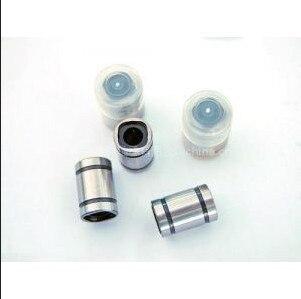 50 pcs/200 pcs LM5UU LB5UU Portant 5mm douilles à billes linéaires guidage pour cnc 5*10*15 LM5