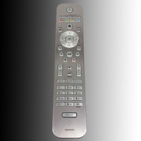 Used Original For Philips TV Remote Control RC4496 01 RC4496 01 Television Fernbedienung
