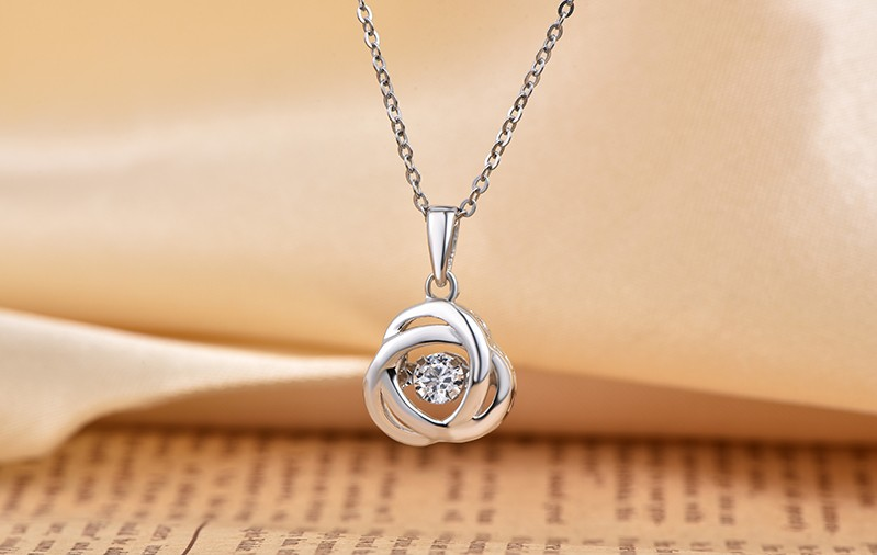 Fashion-925-Sterling-Silver-Necklaces-For-Women-Jewelry-Choker-Necklace-Pendants-Charm-jewelry-making-fine-jewelry (4)