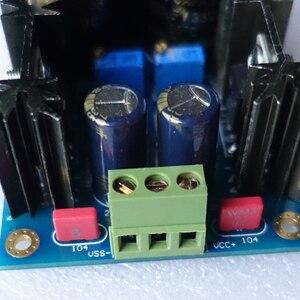Image 3 - כפול Reguled ליניארי אספקת חשמל לוח LM317/LM337 + TL431 +/  5V כדי 37V 1.5A משלוח חינם