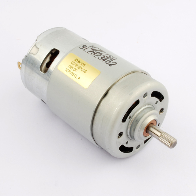 Buy 150w 775 dc motor 120v 10000rpm large for 10000 rpm dc motor