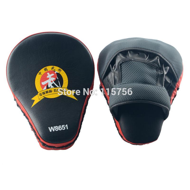 1PC Target Thai Kick Boxing MMA Mitt Focus Punch Pad Training Glove Karate Muay