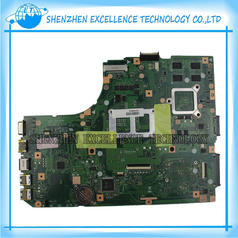 K55VD laptop motherboard for ASUS 8pcs video card REV3.0 K55vd mainboard full tested