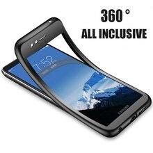 360 Full Body Silicone Case for Xiaomi Pocophone