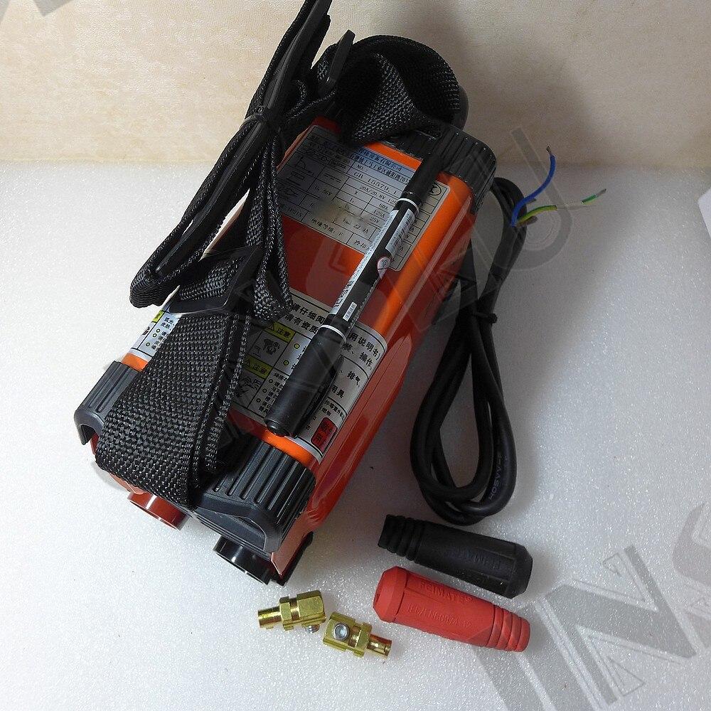 120A 180-250V Kompakte Mini MMA Schweißer Inverter ARC Schweißen Maschine Stick Schweißer