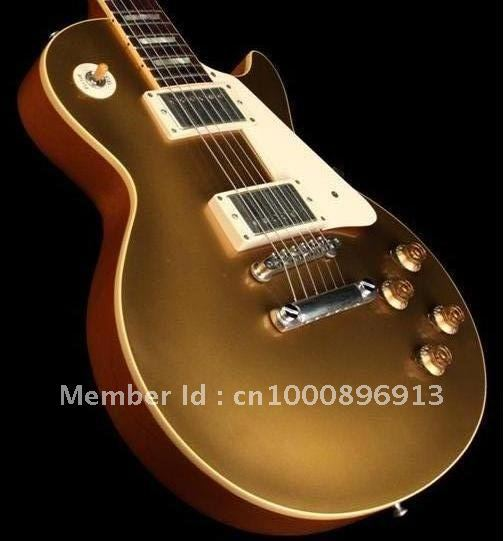 free shipping new VOS Gold Top  Electric Guitar