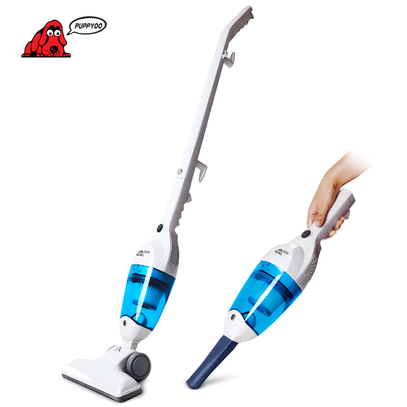 PUPPYOO New Low Noise Mini Home Rod Vacuum Cleaner Portable Dust Collector Home Aspirator Handheld Vacuum Catcher WP3006 туника prewoman prewoman mp002xw1i8nt