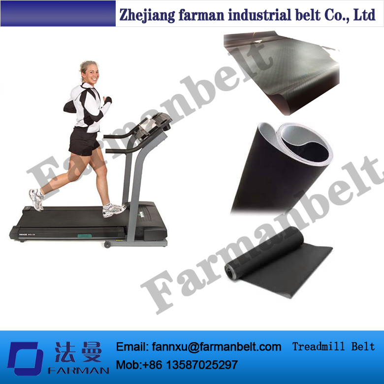 Pvc treadmill conveyor belt running belt for gym energy saving hot sales open and endless hot products low price treadmill conveyor belt