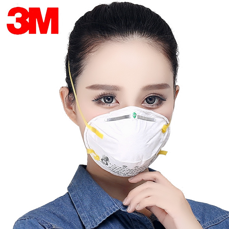 Workplace Safety Supplies Search For Flights 3m 9005 Kn90 Dust Mask Anti-particles Respirator Neck With Anti Pm2.5 Polished Mine Dust Working Anti-shedding Customers First