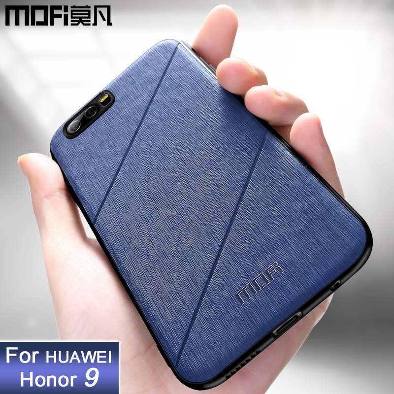 MOFi original for Huawei honor 9 case cover honor9 back shockproof phone case luxury protective capas coque honor 9 caseMOFi original for Huawei honor 9 case cover honor9 back shockproof phone case luxury protective capas coque honor 9 case