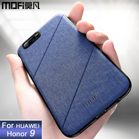 MOFi original for Huawei honor 9 case cover honor9 back shockproof phone case luxury protective capas coque honor 9 case|Fitted Cases|   -