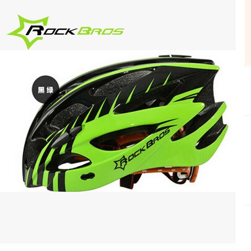RockBros Brand Ultralight Cycling Helmets Mtb Mountain Road Bicycle Helmets Men Professional Integrally-Molded Casco Ciclismo new bicycle helmets sunglasses cycling glasses 3 lens integrally molded men women mountain road bike helmets 56 62cm