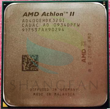 AMD Athlon II X3 400e 2.2GHz Triple-Core CPU Processor AD400EHDK32GI Socket AM3