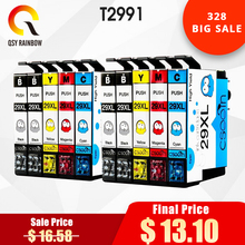 Replacement 10 PCS 29 29XL T2991XL T2991 For Epson ink Cartridges  XP235 XP247 XP245 XP332 XP335 XP342 XP345 XP435 XP432 XP442(China)