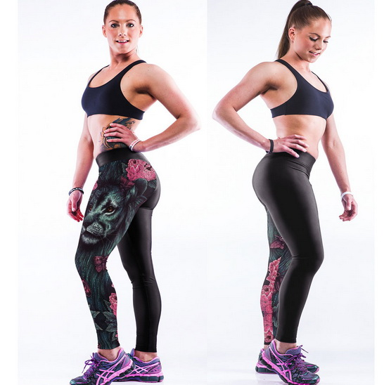 Aliexpress.com : Buy New Dark Night 3D Digital Printing Yoga Pants ...