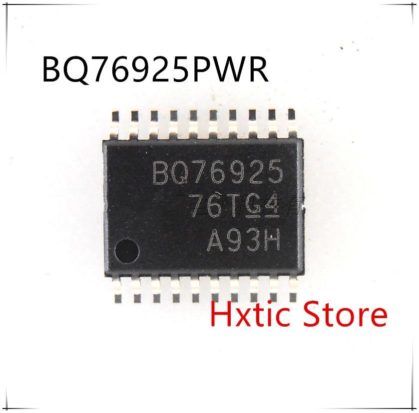 10pcs BQ76925PWR BQ76925PW BQ76925 TSSOP 20