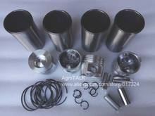 Yangdong YD1 485 engine parts the set of piston groups for tractor like YITUO 404