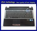 Новый США клавиатура Для Samsung RC530 RC730 США Клавиатура упор для рук topcase верхней крышке сенсорная панель
