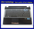 New US keyboard For Samsung RC530 RC730 US Keyboard palmrest topcase upper cover touchpad