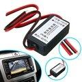 1 шт. 12 В DC реле питания конденсатор фильтр Разъем выпрямителя для автомобиля заднего вида камера выпрямитель Автоматическая Автомобильная ...