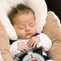 Esteras Cojín Del Asiento infantil de Coche de Bebé Niños Cochecitos Pram Cabeza Cuerpo Soporte Pad Niños Silla Asiento Accesorios de Protección