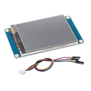 """Image 2 - 2.8 """"TJC Màn Hình HMI TFT Màn Hình Hiển Thị LCD Module 320X240 Màn Hình Cảm Ứng Cho Raspberry Pi"""