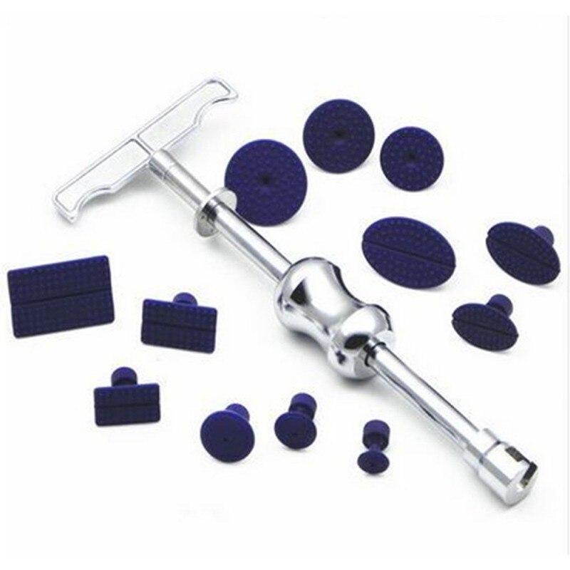 Дент Съемник удаления слайд-молоток инструмент Auto Paintless Дент Ремонт клей вкладки кузова ремонт инструмента
