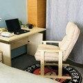 Компьютерный диван  домашний ленивый компьютерный стул  лежащее офисное кресло для учебы  сидение для сидения  деревянная рама  кресло для и...