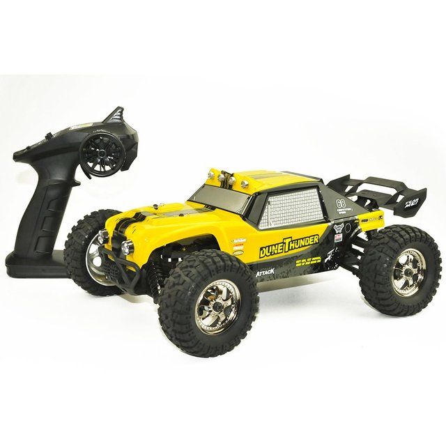 HBX 12891High Speed RC Car Thruster 1:12 2.4GHz 4WD Drift Desert Off-road High Speed Racing Car Climber RC Car Toy for Children