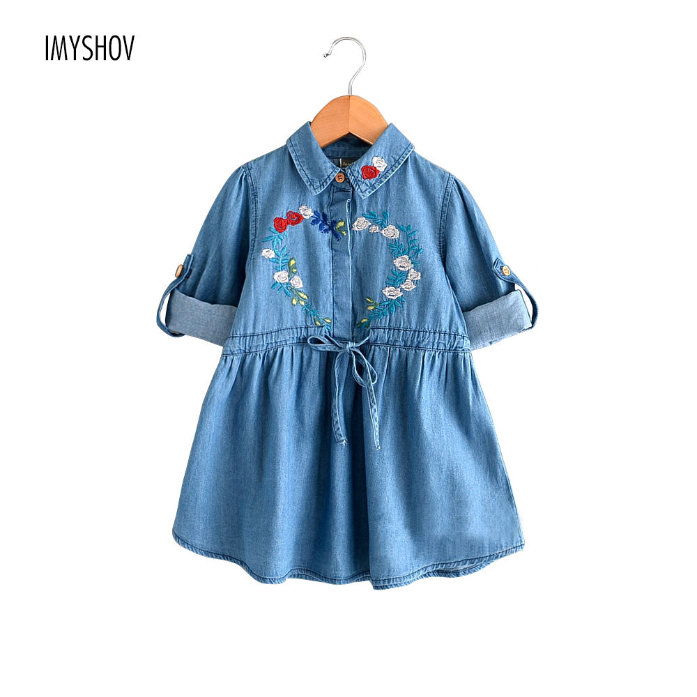 Dress, Shirt, Baby, For, Autumn, Girls