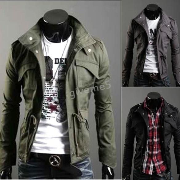 Popular Stylish Mens Coats-Buy Cheap Stylish Mens Coats lots from