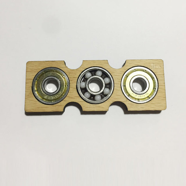 Rectangle-Spinner Hand Spinner Fidget Toys For Adults Kids Anti Stress Gyroscope Spinning Top Magic Finger Toys Educational Tool