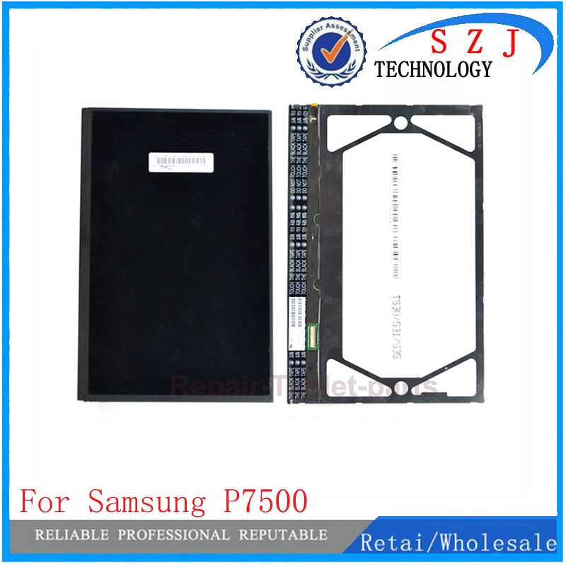 New 10.1 inch For Samsung Galaxy Tab 2 10.1 P7500 P7510 LCD Display Panel Screen Repair Replacement Free Shipping replacement new lcd display screen for samsung galaxy tab a sm t350 t350 t351 t355 8 inch free shipping