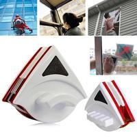 마그네틱 창 클리너 창 와이퍼 유리 클리너 도구 더블 사이드 브러시 세척 윈도우 유리 브러시 청소 도구