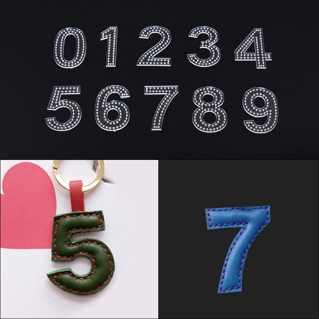 aliexpress com buy 1set diy handmade leather digital pendant