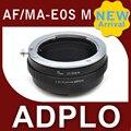 Адаптер для установки кольца костюм для Sony альфа / Minolta MA объектив Canon EOS M EOS M2 EF-M EOS-M адаптер беззеркальных камеры