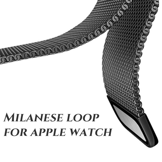 Four Colors Stainless Steel Magnetic Closure Milanese Strap with Metal Frame Case Connect Case for Fitbit Blaze FBBZMLCC